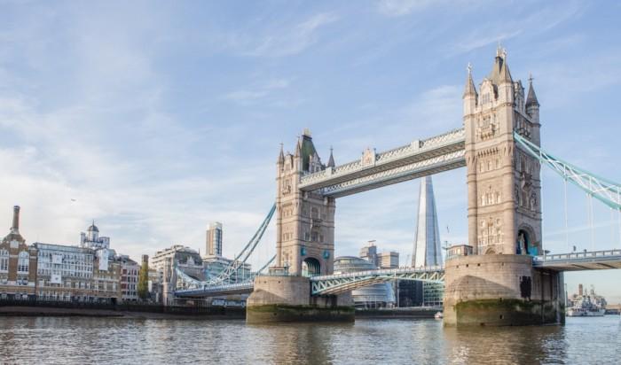 Tower Bridge(タワーブリッジ)