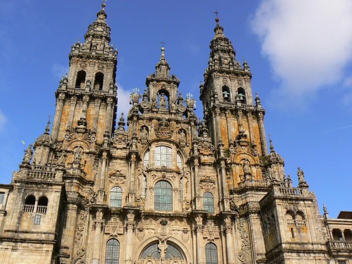 Catedral de Santiago de Compostela(サンティアゴ大聖堂)
