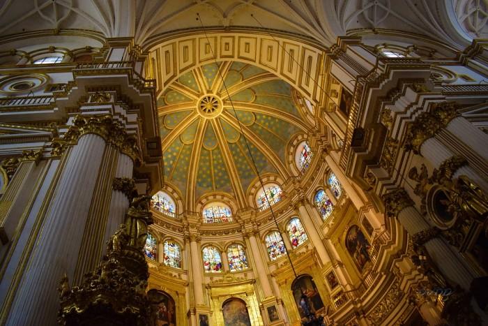 Catedral de Granada(グラナダ大聖堂)