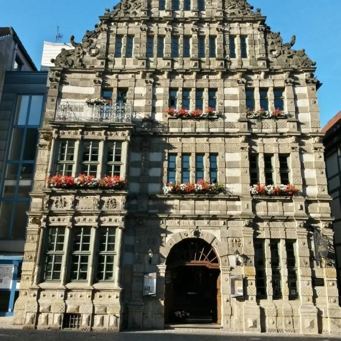 Gaststätte Rattenfängerhaus(ネズミ捕り男の家)
