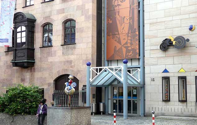 Spielzeugmuseum(おもちゃ博物館)