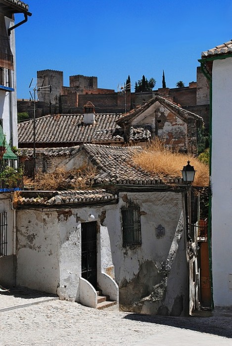 Albaicín(アルバイシン旧市街区)