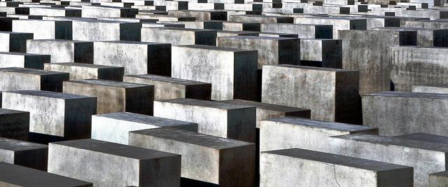 Denkmal für die ermordeten Juden Europas(ホロコースト記念碑)