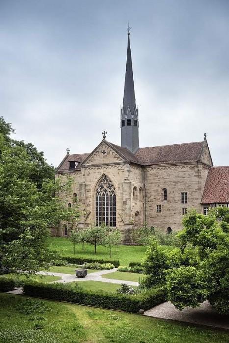 Kloster Maulbronn(マウルブロン修道院)