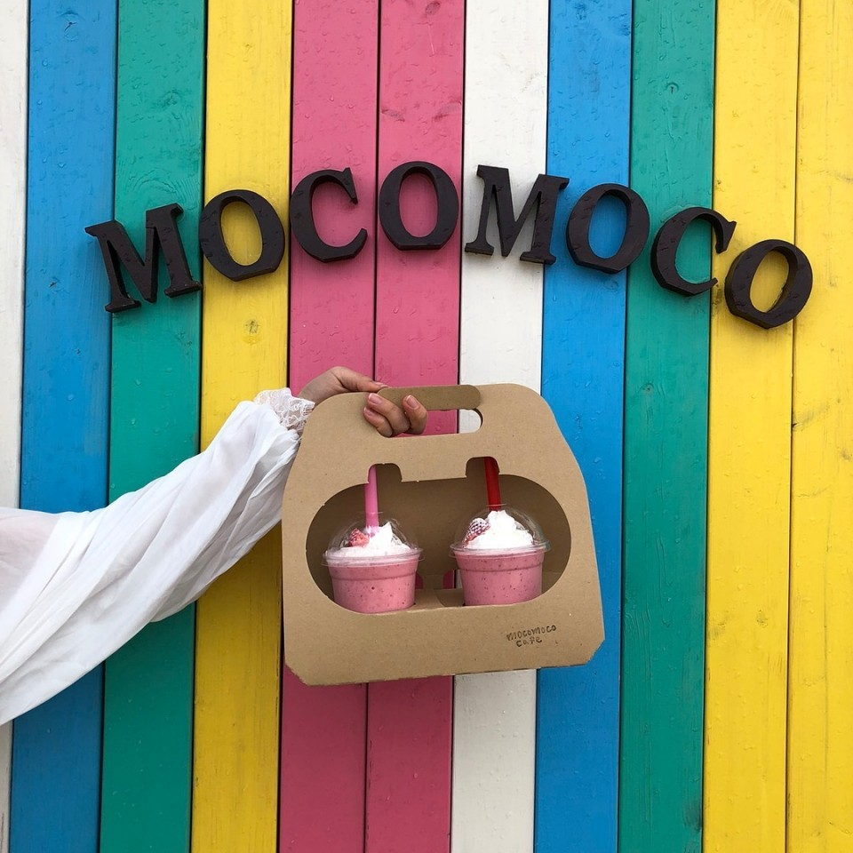 MOCO MOCO cafe