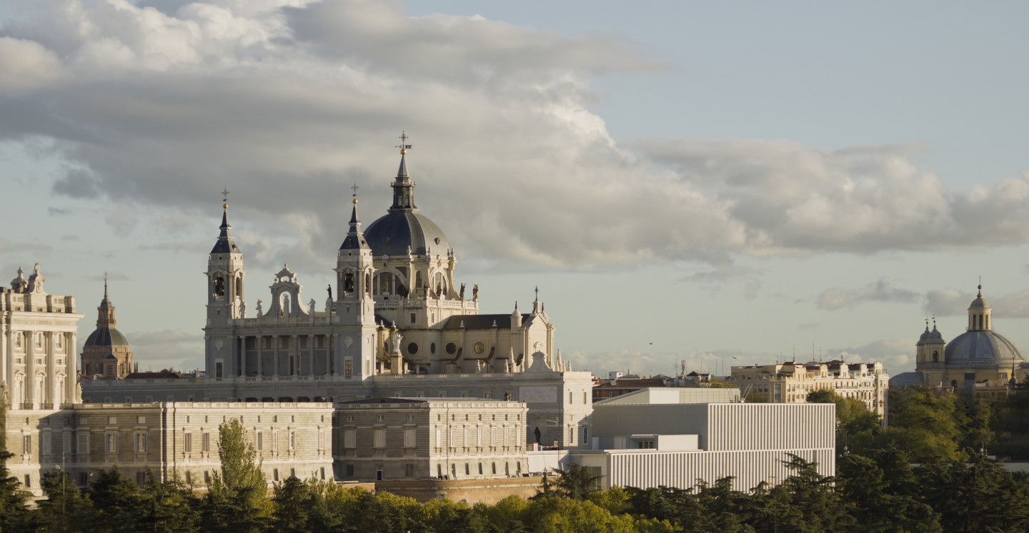 Palacio Real de Madrid(マドリード王宮)