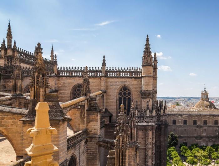 Catedral de Sevilla(セビージャ大聖堂)