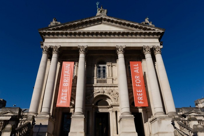 Tate Britain(テート・ブリテン)