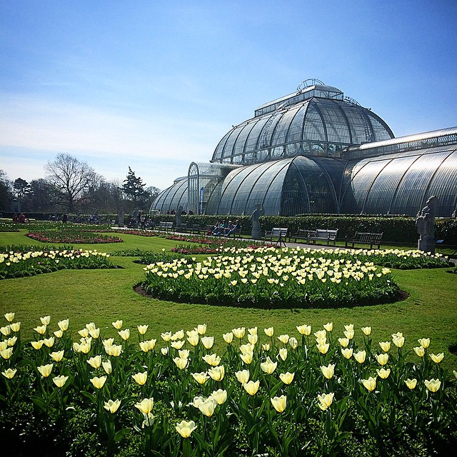 Kew Gardens(キュー・ガーデンズ)