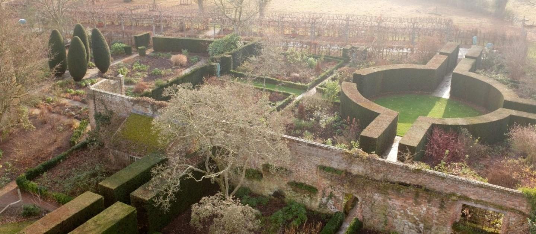 Sissinghurst Castle Garden(シシングハースト・キャッスル・ガーデン)