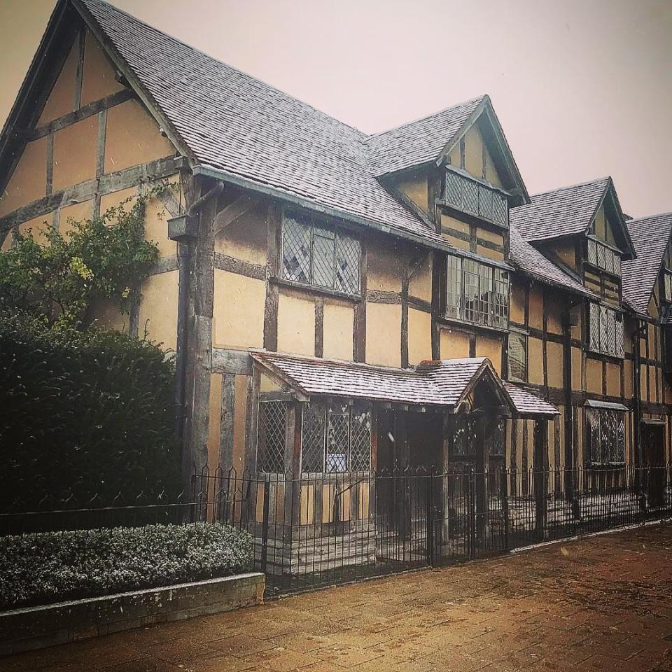 Shakespeare's Birthplace(シェイクスピアの生家)