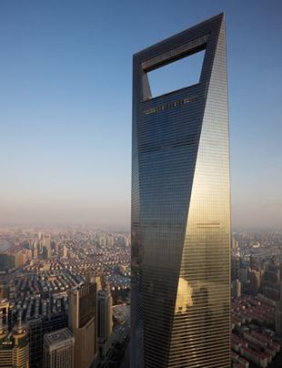 上海环球金融中心(上海環球金融中心)