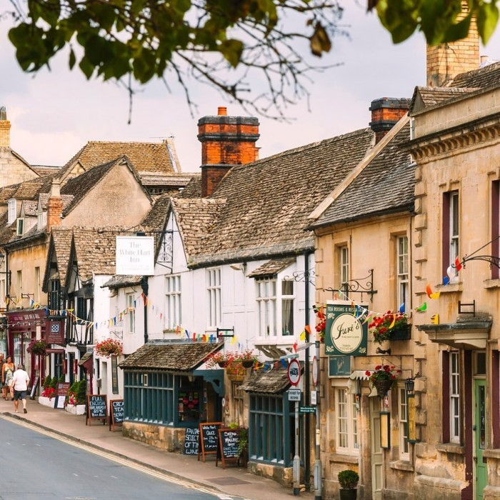 Stow-on-the-Wold(ストゥ・オン・ザ・ウォルド)