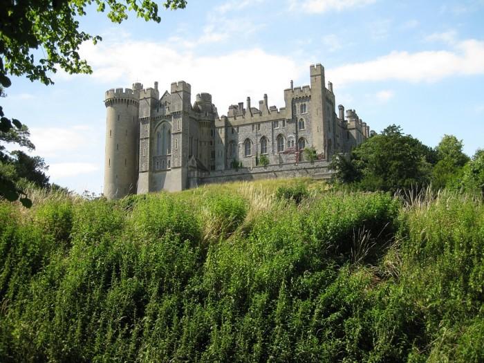 Arundel and Arundel Castle(アランデルとアランデル城)