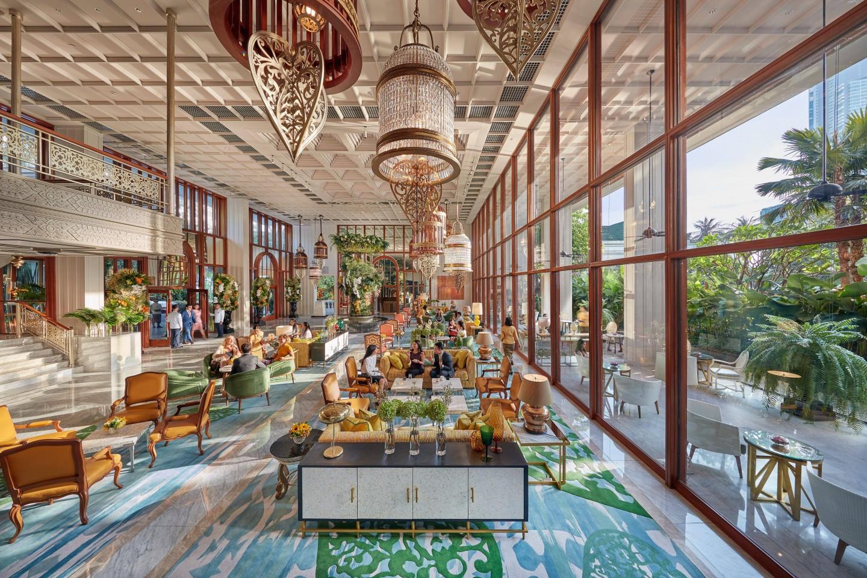 โรงแรมแมนดาริน โอเรียนเต็ล กรุงเทพ(マンダリンオリエンタルホテル タイ)