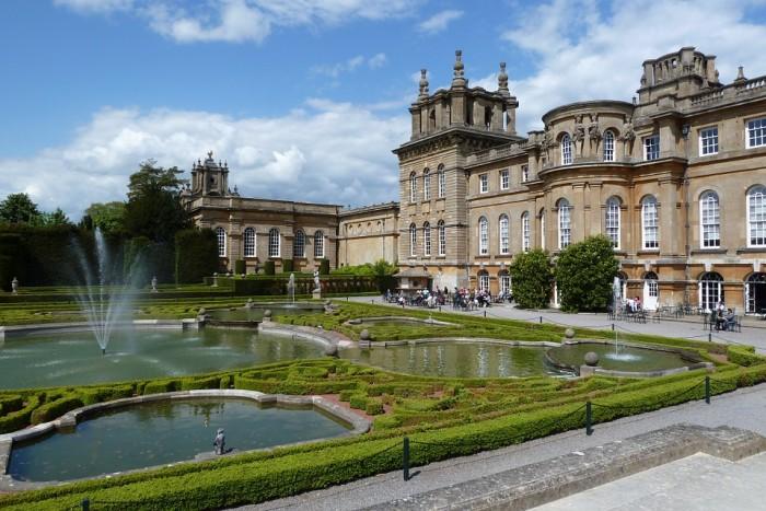 Blenheim Palace(ブレナム宮殿)