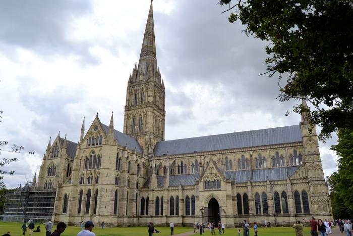 Salisbury Cathedral(ソールズベリー大聖堂)