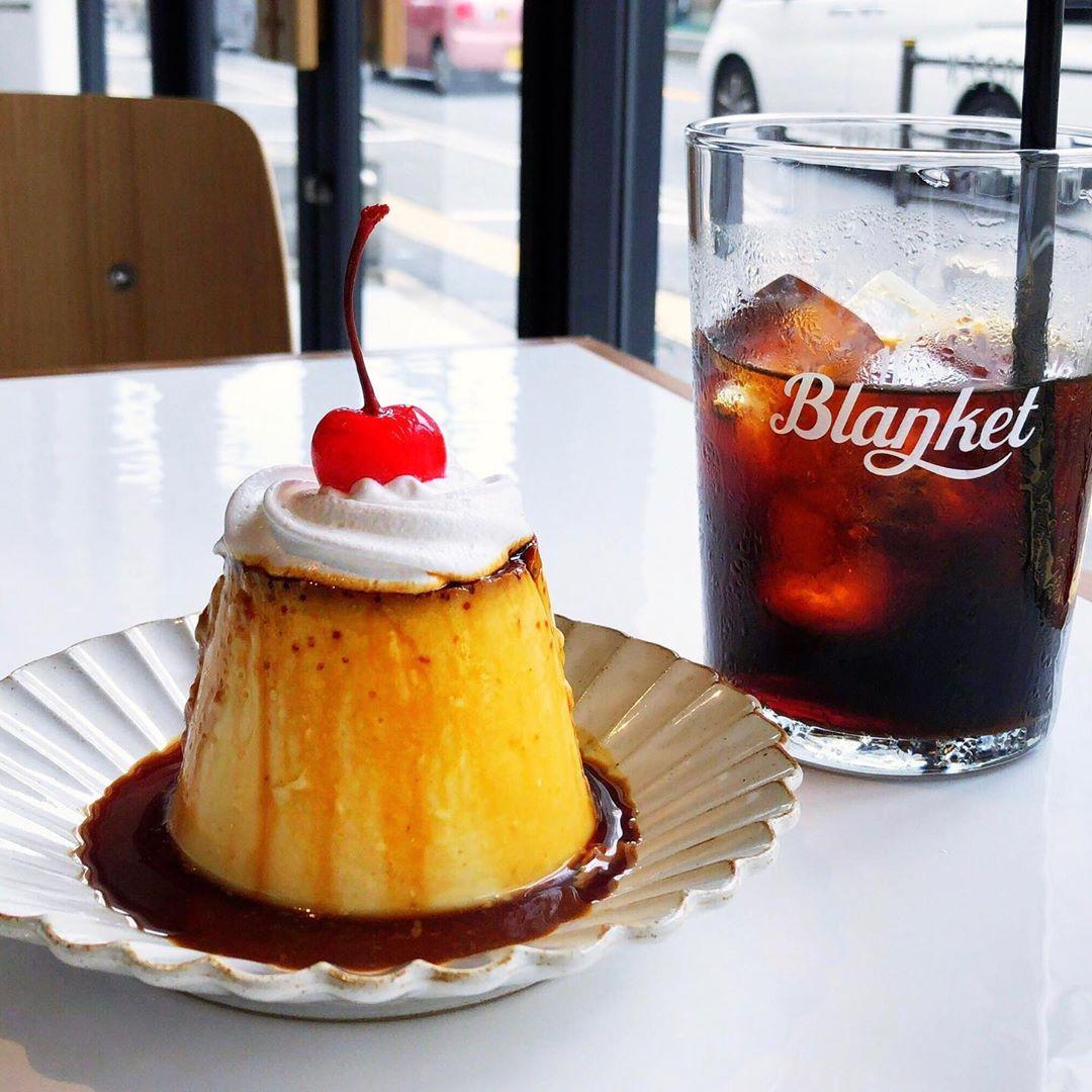 珈琲軽食Blanket