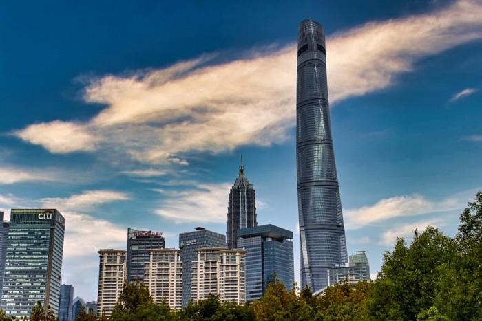 上海中心大厦(上海タワー)