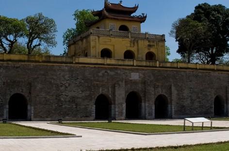 Hoàng Thành Thăng Long(タンロン遺跡)
