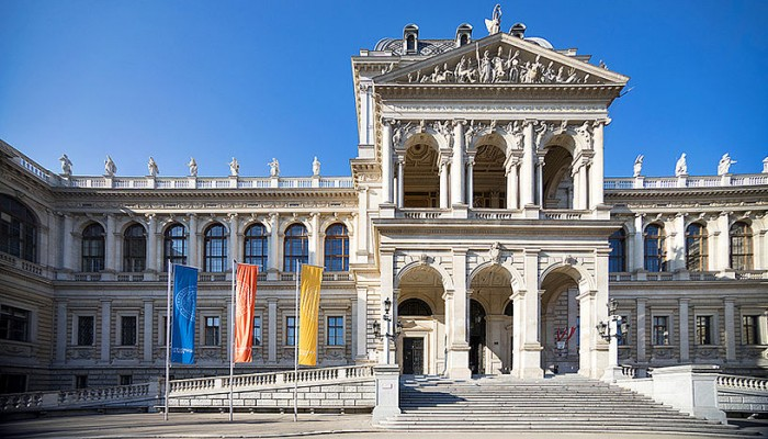 Universität Wien(ウィーン大学)