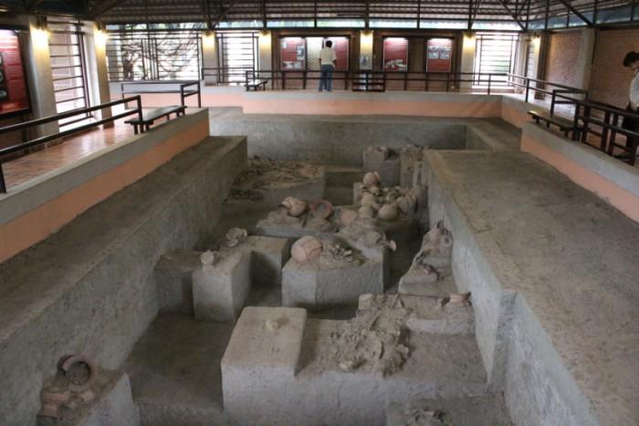 พิพิธภัณฑสถานแห่งชาติ บ้านเชียง(バーンチェン遺跡)