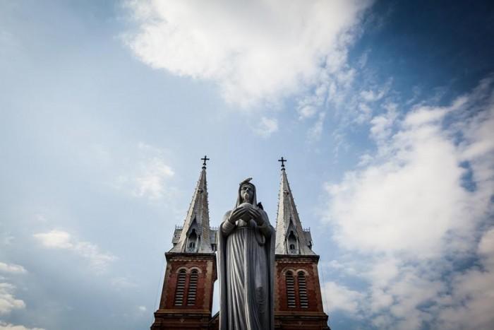 Nha Tho Duc Ba(聖母マリア教会)
