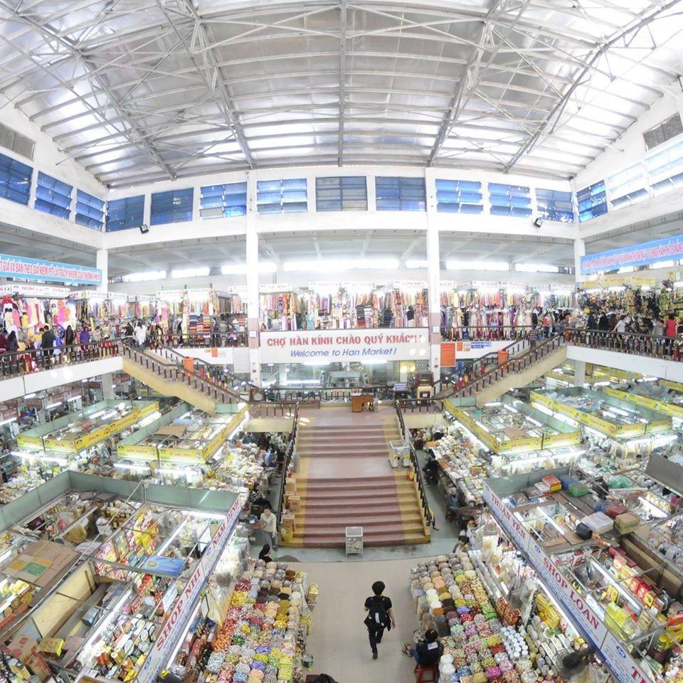 Chợ Hàn(ハン市場)