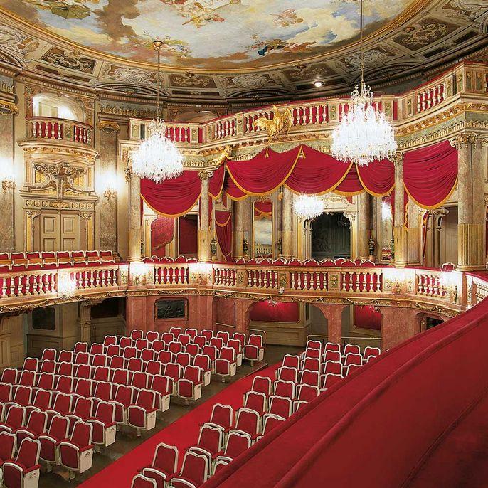 Schlosstheater(宮廷劇場)