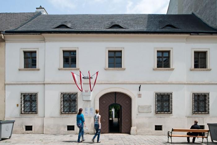 Schubert-Geburtshaus(シューベルトの生家)