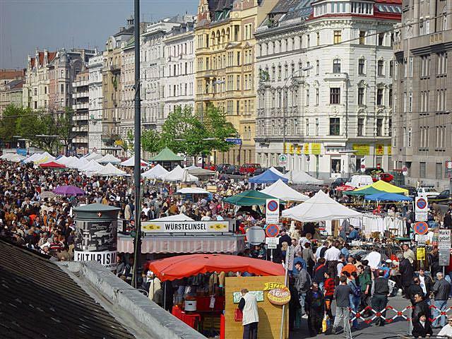 Flohmarkt(蚤の市)