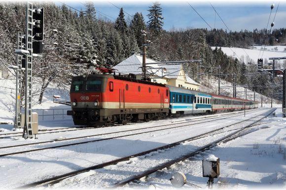 Semmering Railway(セメリンク鉄道)