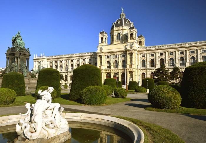 Naturhistorisches Museum (自然史博物館)