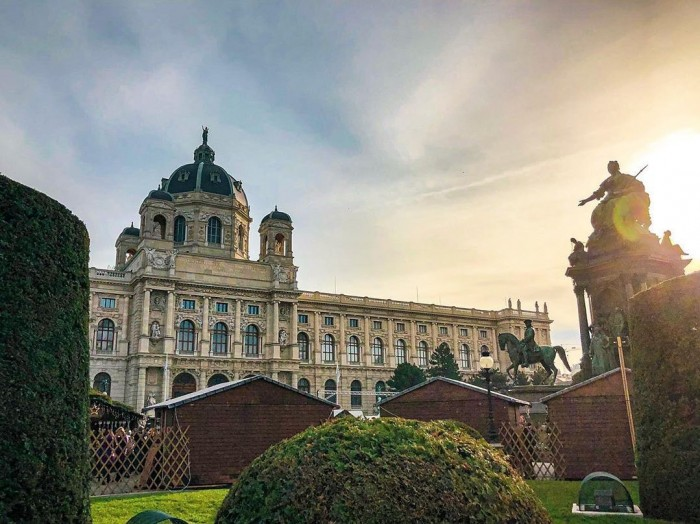 Kunsthistorisches Museum Wien(美術史博物館)