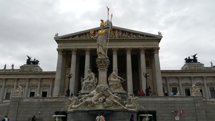 Parlament(国会議事堂)