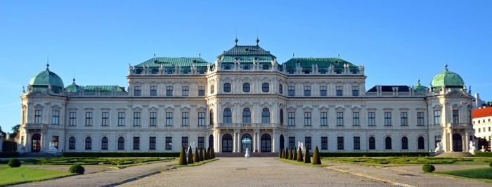 Schloss Belvedere(ベルヴェデーレ)