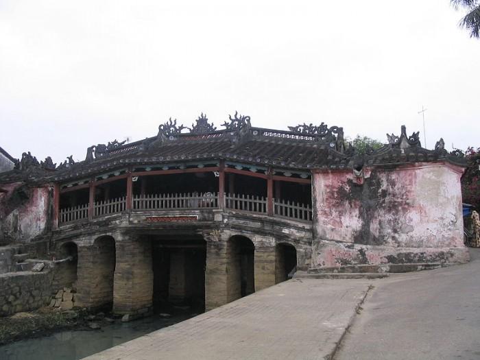 Chùa Cầu Hội An Quảng Nam(来遠橋)