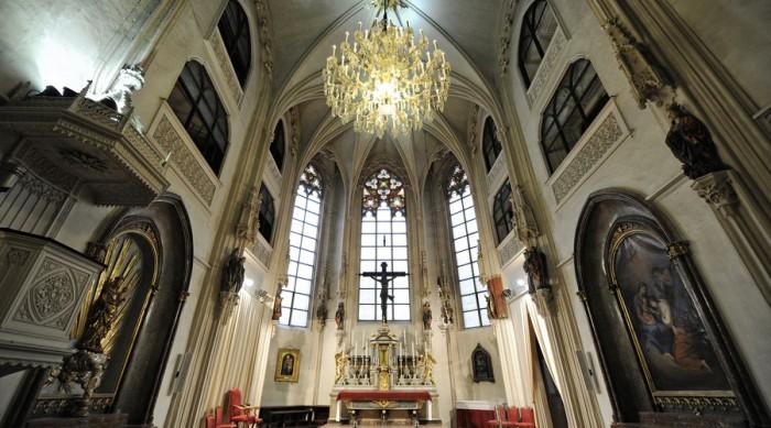 Burgkapelle(王宮礼拝堂)