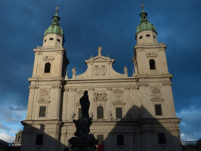 Dom zu Salzburg(ザルツブルク大聖堂)