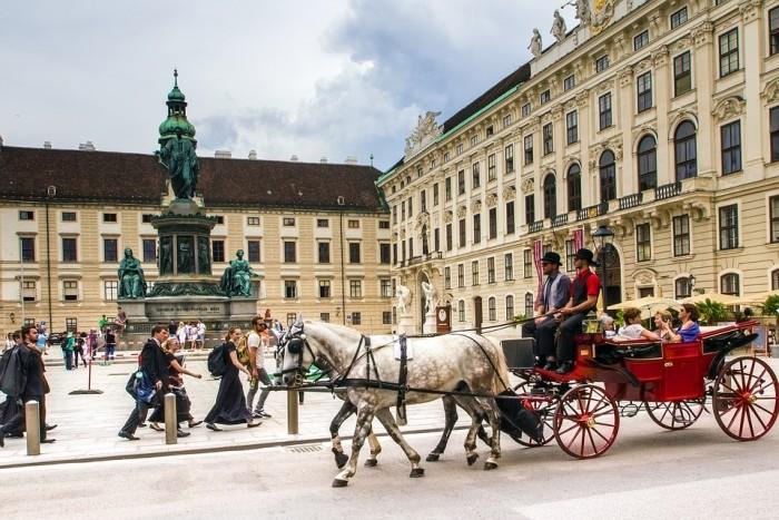 Hofburg(ホーフブルク王宮)