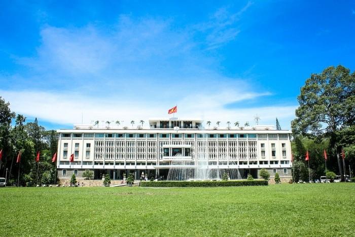 Hội trường Thống Nhất(統一会堂)