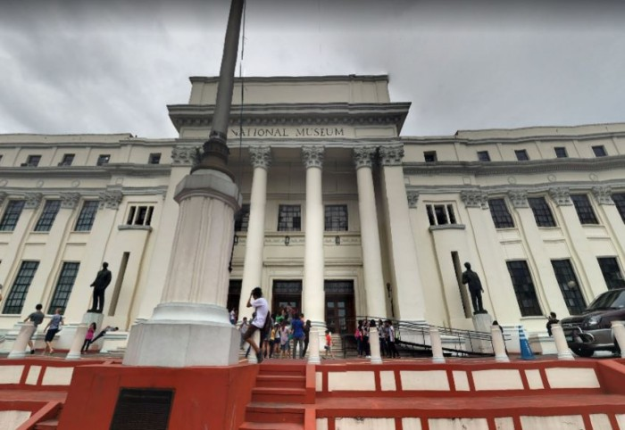 National Museum of the Philippines(フィリピン国立博物館)