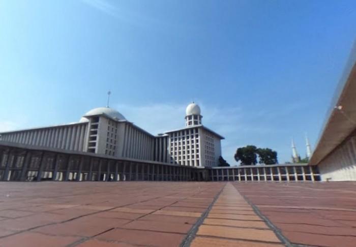 Masjid Istiqlal(イスティクラル・モスク)