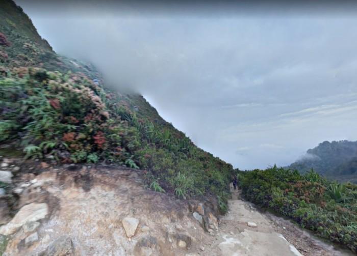 Mount Sibayak(シバヤ山)