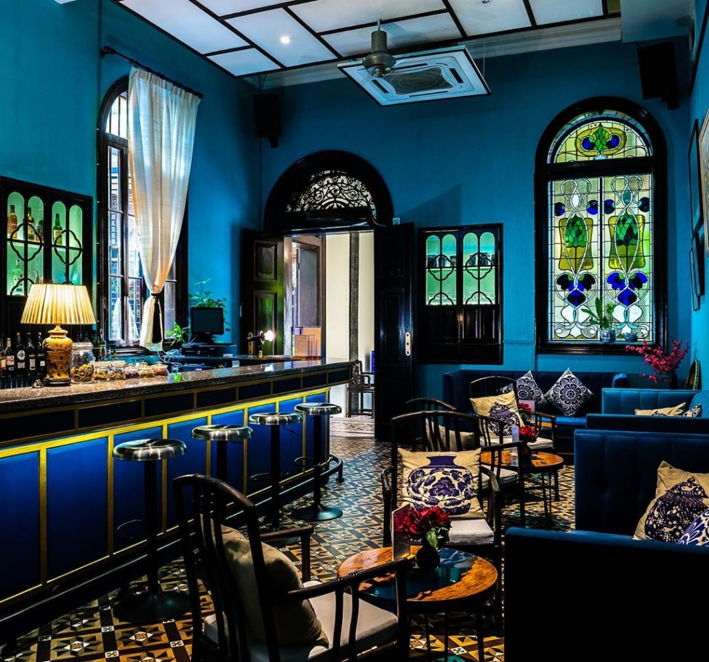 Cheong Fatt Tze – The Blue Mansion(チョン・ファッ・ツィー・ザ・ブルー・マンション)