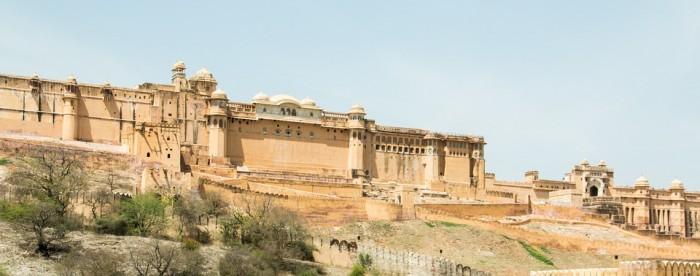 आमेर क़िला(アンベール城)