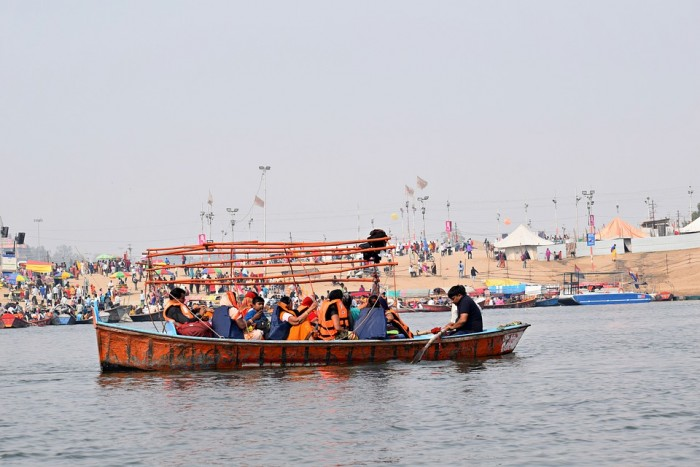 Dashashwamadh Ghat(ダシャーシュワメード ガート)