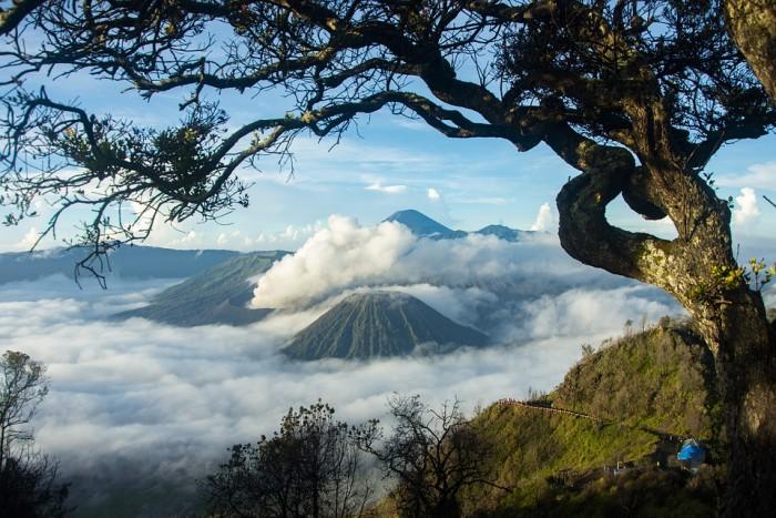 Gunung Bromo(ブロモ山)