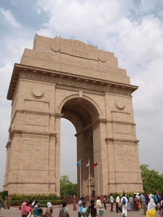 भारताचे प्रवेशद्वार(インド門)