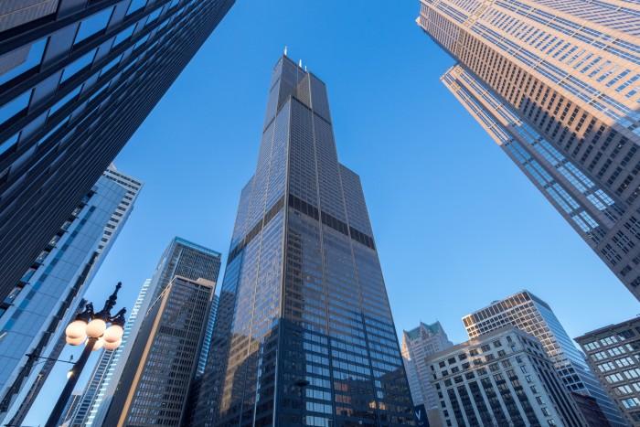Willis Tower(ウィリスタワー)